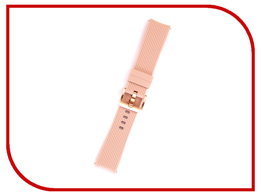 Аксессуар Ремешок Samsung Galaxy Watch 42mm Silicone Pink ET-YSU81MPEGRU 2016 hello kitty watches girl luxury rhinestone cartoon watch kids watch children silicone quartz watch clock baby gift hour