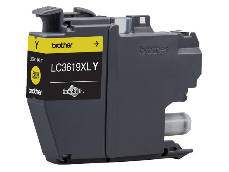 Картридж Brother LC3619XLY Yellow для MFC-J3530DW/J3930DW