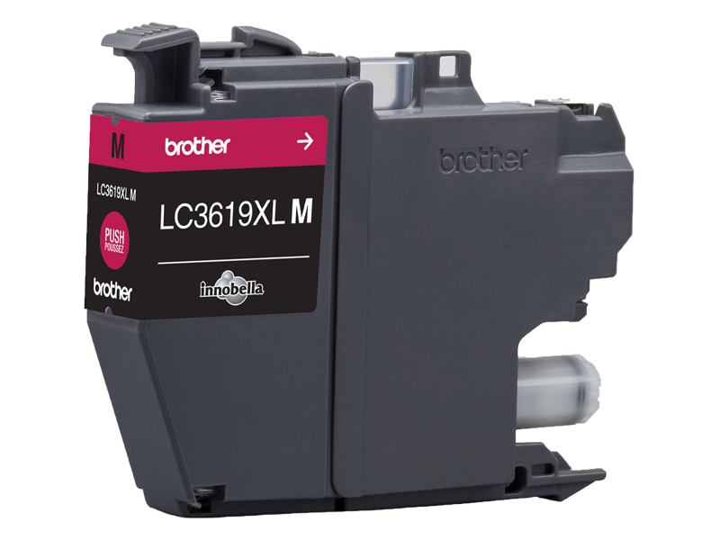 Картридж Brother LC3619XLM Magenta для MFC-J3530DW/J3930DW