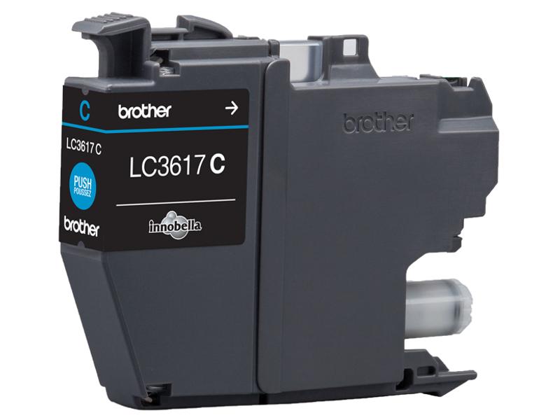 Картридж Brother LC3617C Cyan для MFC-J3530DW/J3930DW