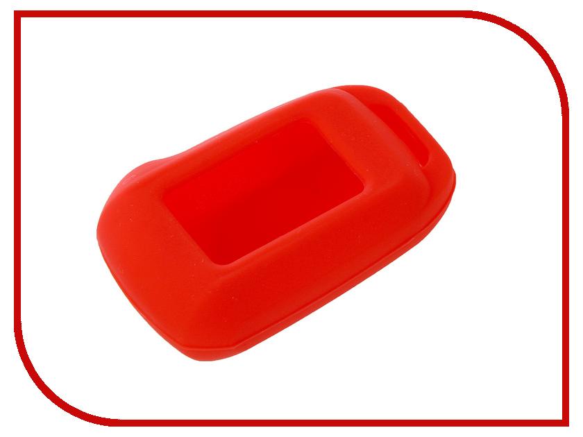 Аксессуар Чехол для STAR-LINE A62/A92/A94 Kalita Case Red аксессуар чехол для tomahawk tz 9010 kalita case red