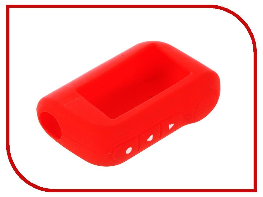 Купить БП000000116, Аксессуар Чехол для STAR-LINE A62/A93 Kalita Case Red