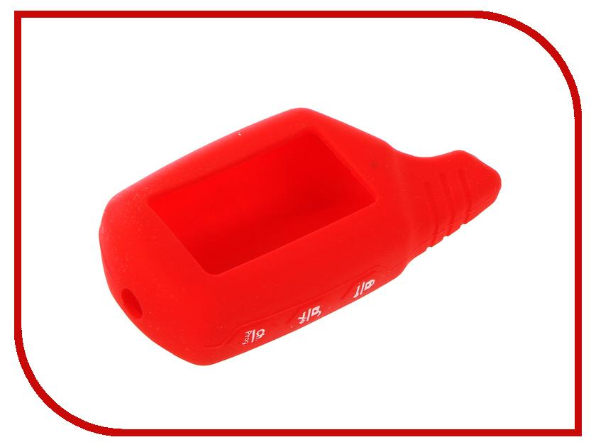 Купить БП000000055, Аксессуар Чехол для STAR-LINE В/A61/A91 Kalita Case Red
