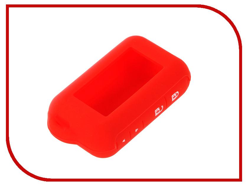 Купить БП000000061, Аксессуар Чехол для STAR-LINE Е60/Е90 Kalita Case Red