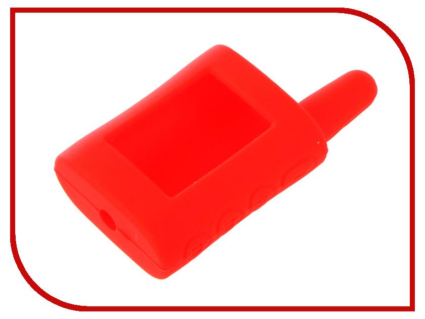 Купить УФ-00001630, Аксессуар Чехол для Scher-Khan A/B Kalita Case Red