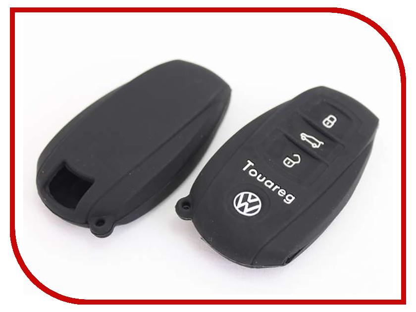 Аксессуар Чехол для ключа Volkswagen Tuareg Kalita Case Silicone KC-SLK-VWT УФ-00001673