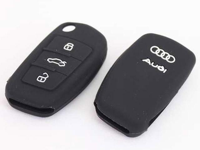 Аксессуар Чехол для ключа Audi Kalita Case Silicone Kc-slk-Au-01