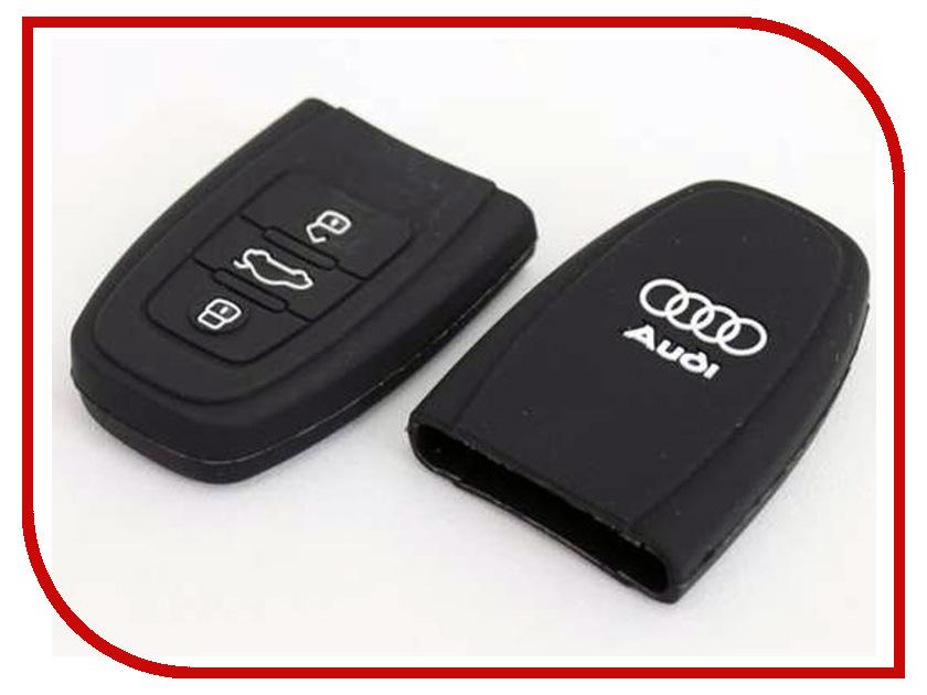 Аксессуар Чехол для ключа Audi Kalita Case Silicone Kc-slk-Au-02 аксессуар чехол для ключа mercedes kalita case silicone kc slk ms 02