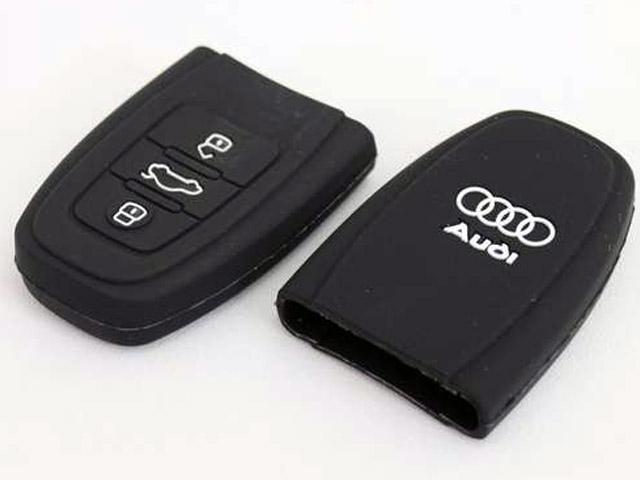 Аксессуар Чехол для ключа Audi Kalita Case Silicone Kc-slk-Au-02