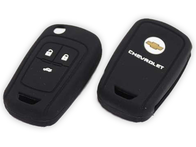 Аксессуар Чехол для ключа Chevrolet Kalita Case Silicone Kc-slk-Chev-01