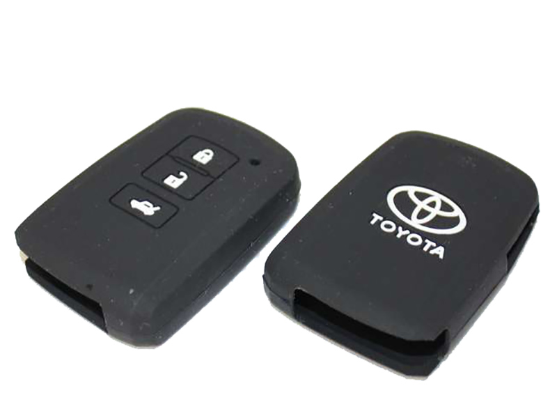 цена на Аксессуар Чехол для ключа Toyota Kalita Case Silicone KC-SLK-T-11