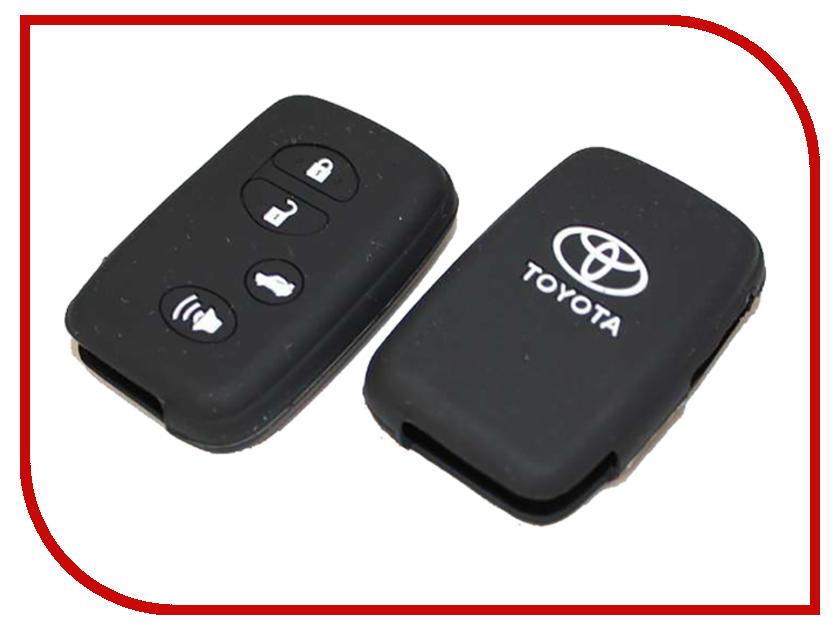 Купить Аксессуар Чехол для ключа Toyota Kalita Case Silicone KC-SLK-T-09