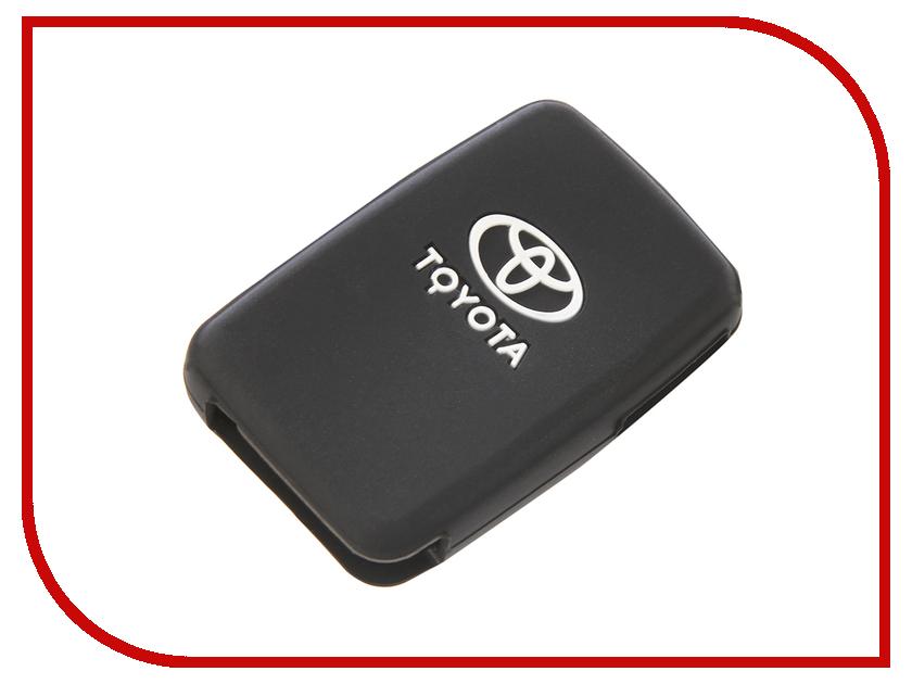 Купить Аксессуар Чехол для ключа Toyota Kalita Case Silicone KC-SLK-T-08