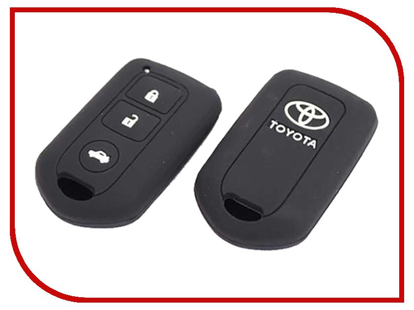 Аксессуар Чехол для ключа Toyota Kalita Case Silicone KC-SLK-T-07