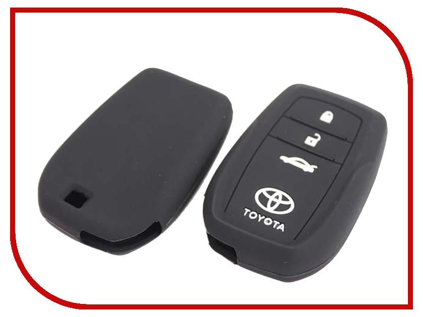 Аксессуар Чехол для ключа Toyota Kalita Case Silicone KC-SLK-T-06