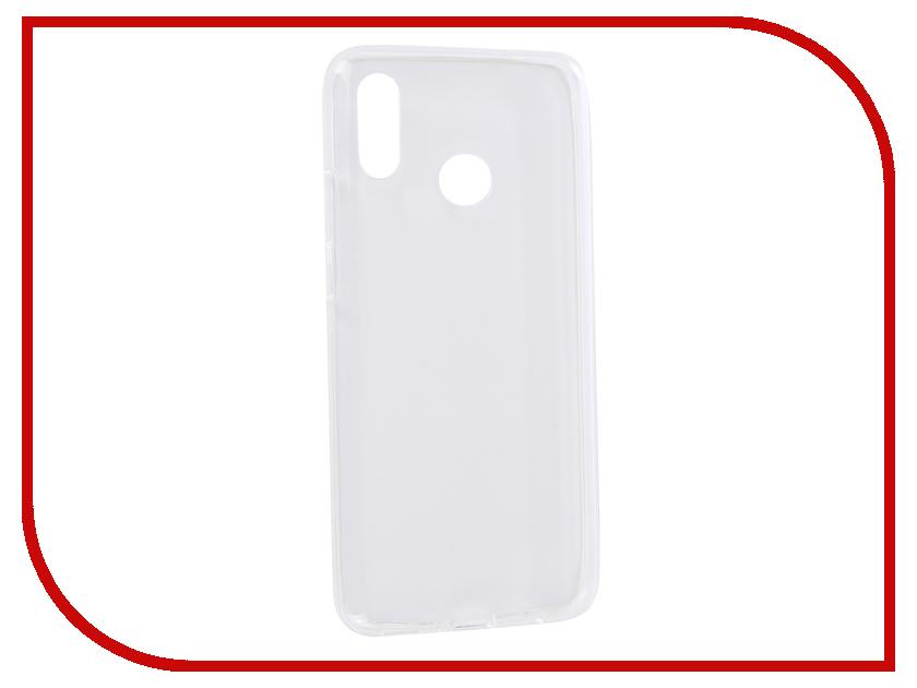 Аксессуар Чехол для Huawei Nova 3 iBox Crystal Transparent аксессуар чехол jinga fresh gel для basco m500 transparent jingcfretr page 3 page 3