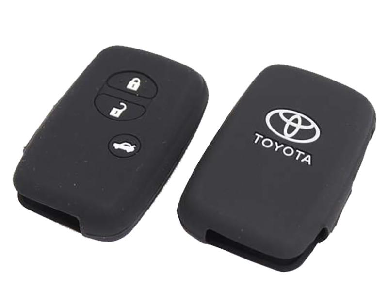Аксессуар Чехол для ключа Toyota Kalita Case Silicone KC-SLK-T-02