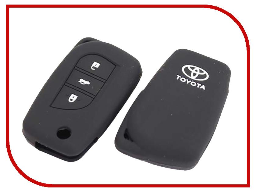 Аксессуар Чехол для ключа Toyota Kalita Case Silicone KC-SLK-T-01