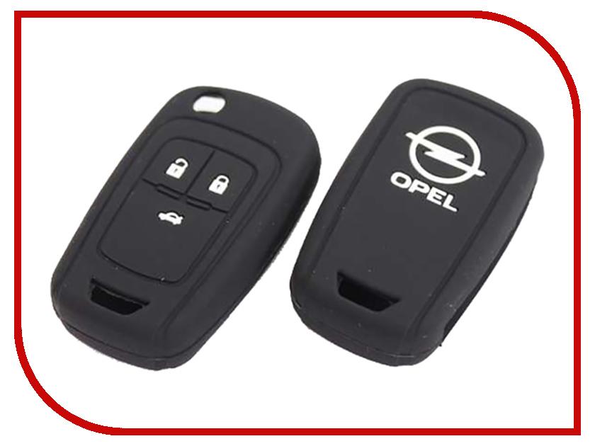 Аксессуар Чехол для ключа Opel Kalita Case Silicone KC-SLK-OPL-02 аксессуар чехол для ключа citroen kalita case silicone kc slk cit 04