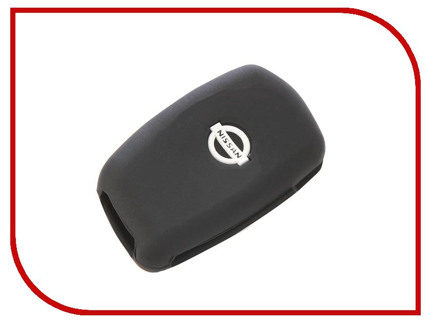 Аксессуар Чехол для ключа Nissan Kalita Case Silicone KC-SLK-NN-07
