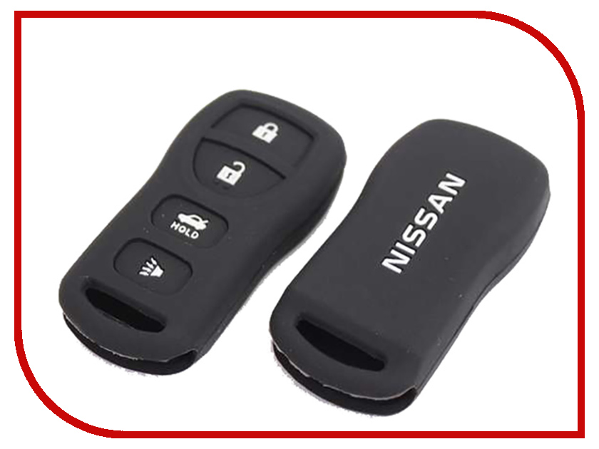Аксессуар Чехол для ключа Nissan Kalita Case Silicone KC-SLK-NN-05