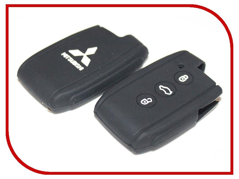 Купить УФ-00001291, Аксессуар Чехол для ключа Mitsubishi Kalita Case Silicone KC-SLK-MTS-03