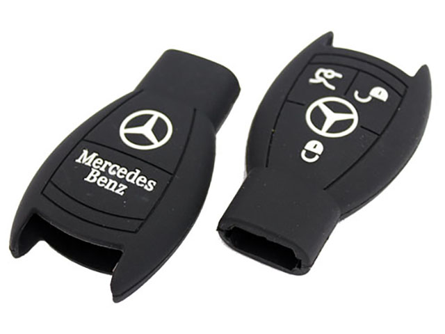 Аксессуар Чехол для ключа Mercedes Kalita Case Silicone KC-SLK-MS-01