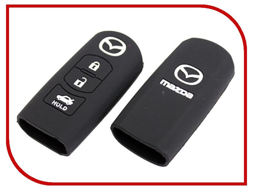 Аксессуар Чехол для ключа Mazda Kalita Case Silicone KC-SLK-MZ-03