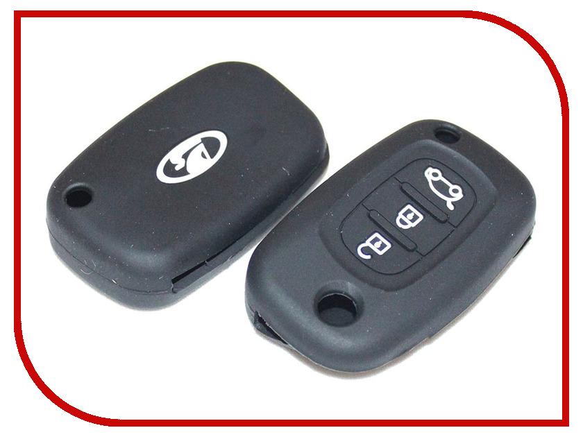 Аксессуар Чехол для ключа Lada Kalita Case Silicone KC-SLK-LAD-01