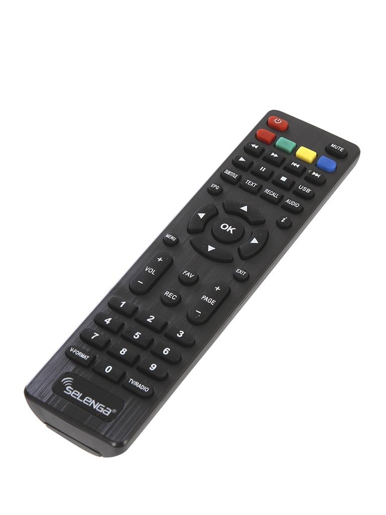 Пульт ДУ Selenga 1449 для T30/T71/T71D/T80/T81D/HD850/HD920