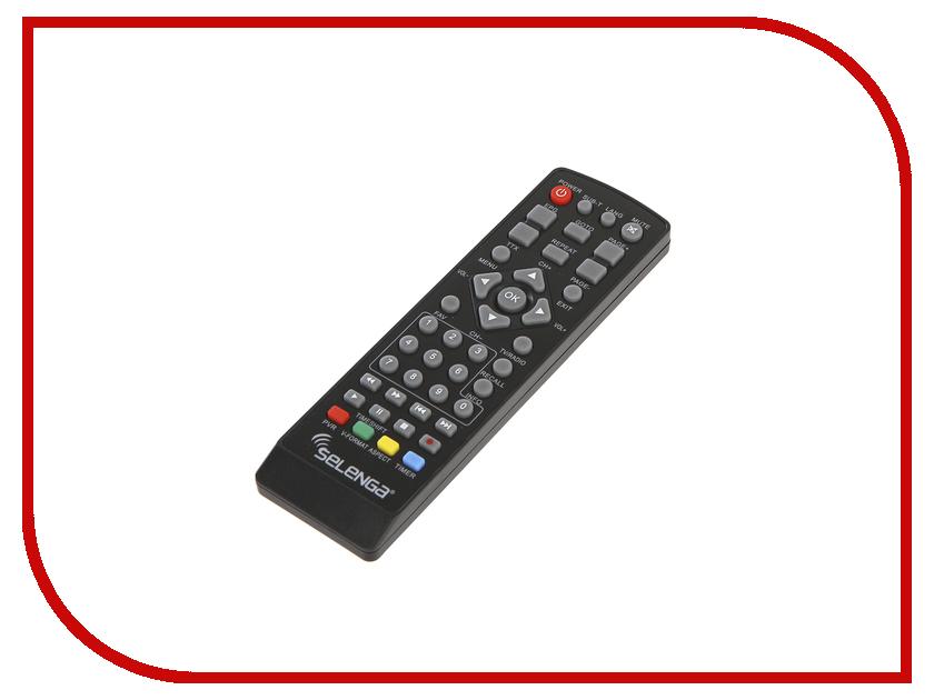 Пульт ДУ Selenga 2478 - пульт для тюнеров HD930/HD930D/T42D/HD950D пульт ду sonoff