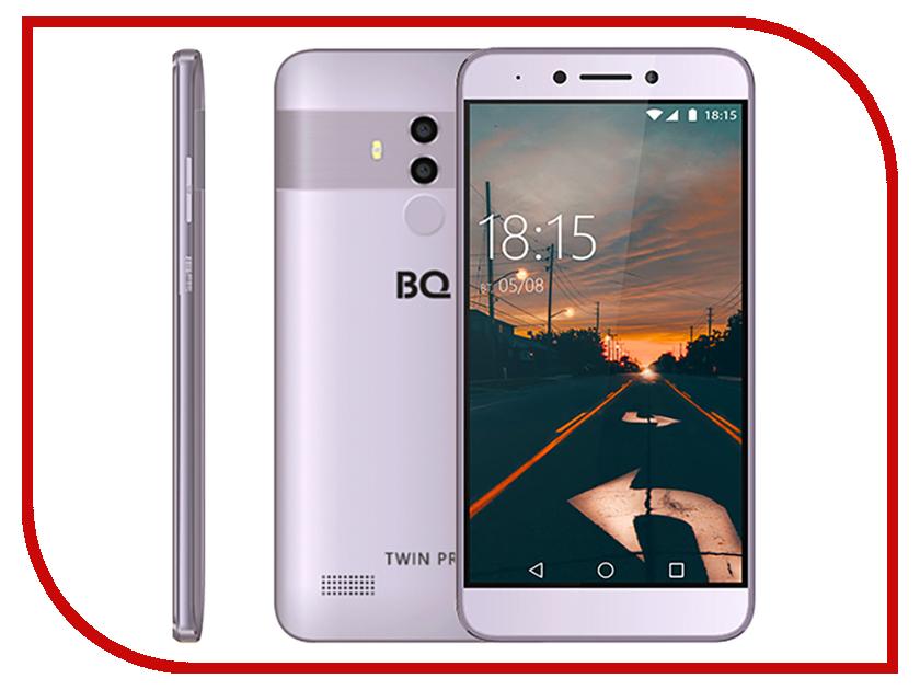 Сотовый телефон BQ 5517L Twin Pro Grey