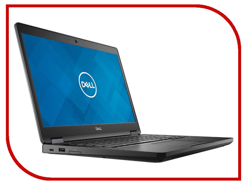 Ноутбук Dell Latitude 5491 5491-7427 Black (Intel Core i7-8850H 2.6 GHz/16384Mb/512Gb SSD/No ODD/Intel HD Graphics/Wi-Fi/Cam/14.0/1920x1080/Windows 10 64-bit) ноутбук dell latitude 7480 7480 8685 intel core i7 7600u 2 8ghz 8192mb 512gb ssd no odd intel hd graphics wi fi bluetooth cam 14 0 2560x1440 touchscreen windows 10 64 bit