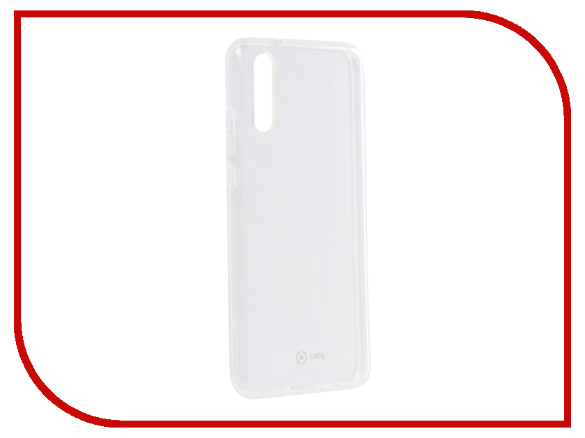 все цены на Аксессуар Чехол для Huawei P20 Celly Gelskin Transparent GELSKIN748