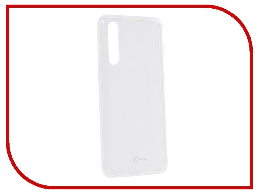 все цены на Аксессуар Чехол для Huawei P20 Pro Celly Gelskin Transparent GELSKIN746