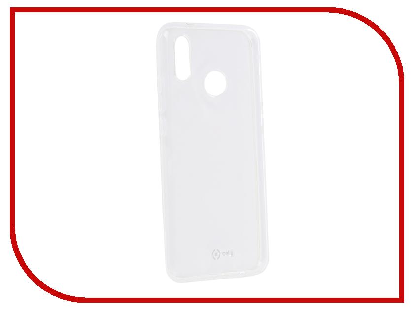 все цены на Аксессуар Чехол для Huawei P20 Lite Celly Gelskin Transparent GELSKIN744