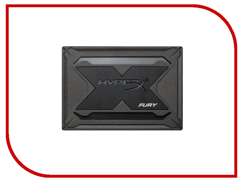 Жесткий диск 480Gb - Kingston HyperX Fury RGB SHFR200/480G