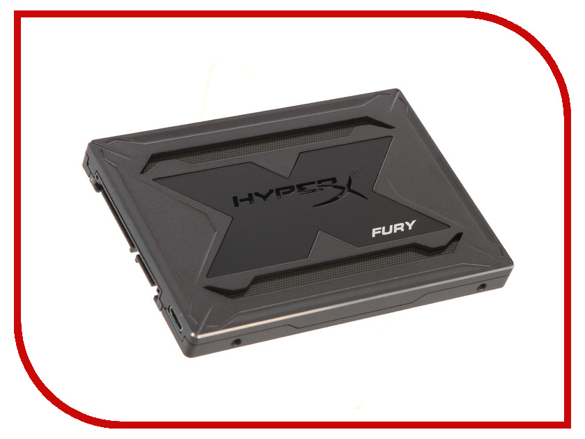 Жесткий диск 960Gb - Kingston HyperX Fury RGB SHFR200/960G