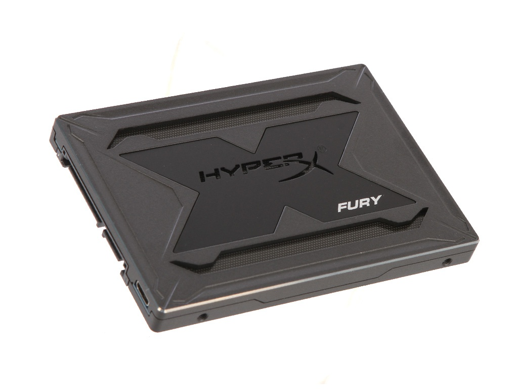 Жесткий диск Kingston HyperX Fury 960Gb RGB SHFR200/960G