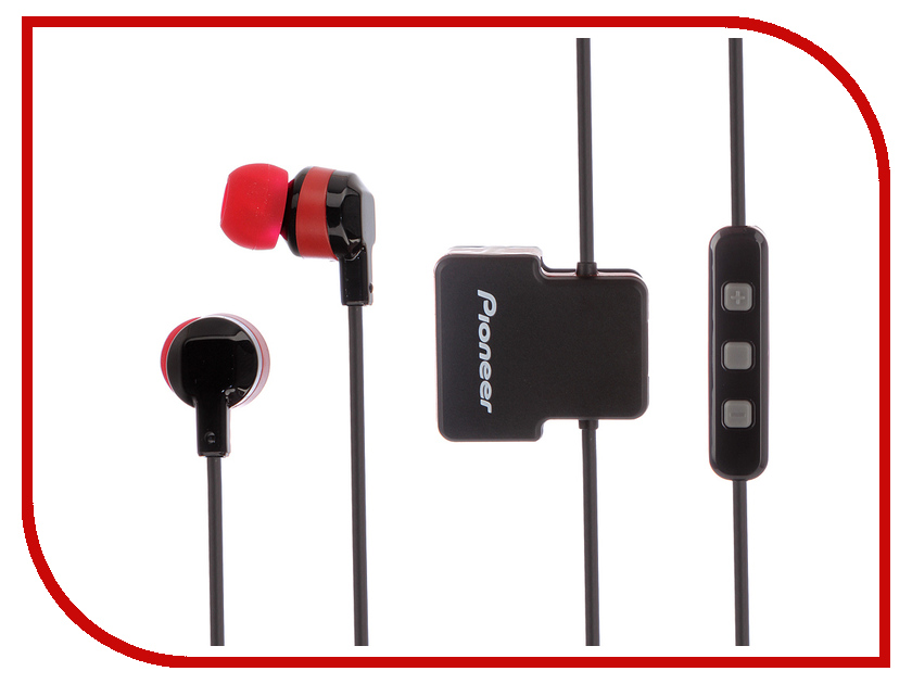 Pioneer SE-CL5BT-R Red скакалка скоростная proxima crossfit jr 7001 r red
