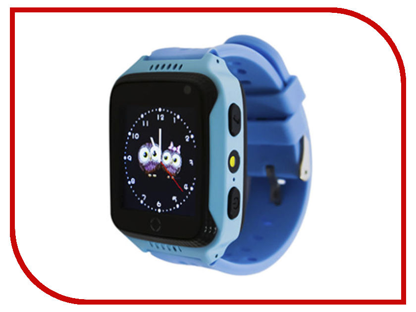 Smart Baby Watch G100 Light Blue apw 06 10 pieces lot alarm security anti theft display stand for smart watch
