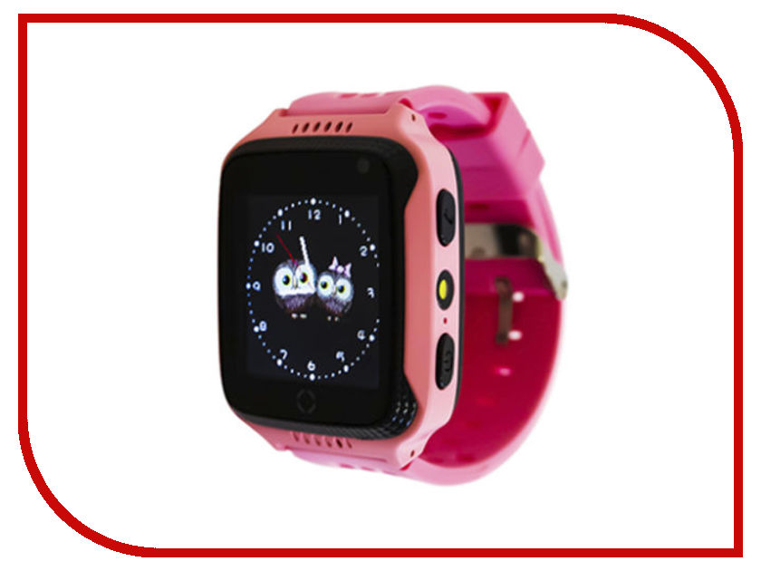 Smart Baby Watch G100 Pink apw 06 10 pieces lot alarm security anti theft display stand for smart watch