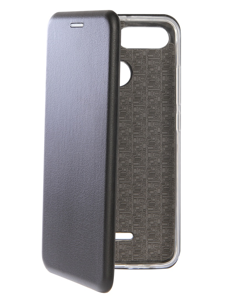 Аксессуар Чехол Zibelino для Xiaomi Redmi 6 Book Black ZB-XIA-RDM-6-BLK