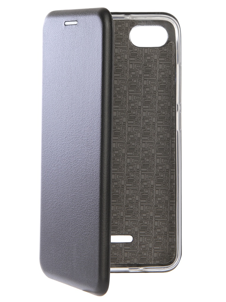 Аксессуар Чехол Zibelino для Xiaomi Redmi 6A Book Black ZB-XIA-RDM-6A-BLK аксессуар чехол zibelinoдляxiaomi