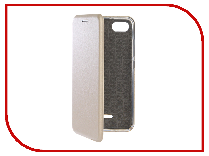 Аксессуар Чехол для Xiaomi Redmi 6A Zibelino Book Gold ZB-XIA-RDM-6A-GLD аксессуар чехол для xiaomi redmi 5 plus zibelino book black zb xia rdm 5pl blk