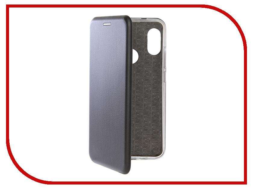 Аксессуар Чехол для Xiaomi Mi A2 Lite Zibelino Book Black ZB-XIA-RDM-A2LT-BLK zip fly ripped denim cropped pants for men