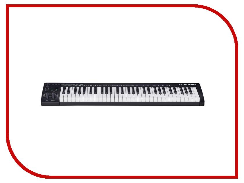 MIDI-клавиатура M-Audio Keystation 61 MK3 midi клавиатура samson carbon61 61 midi ipad