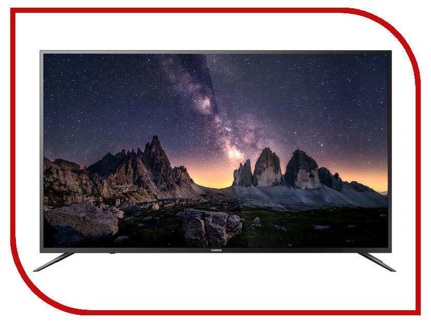 Телевизор Harper 65U750TS цена и фото