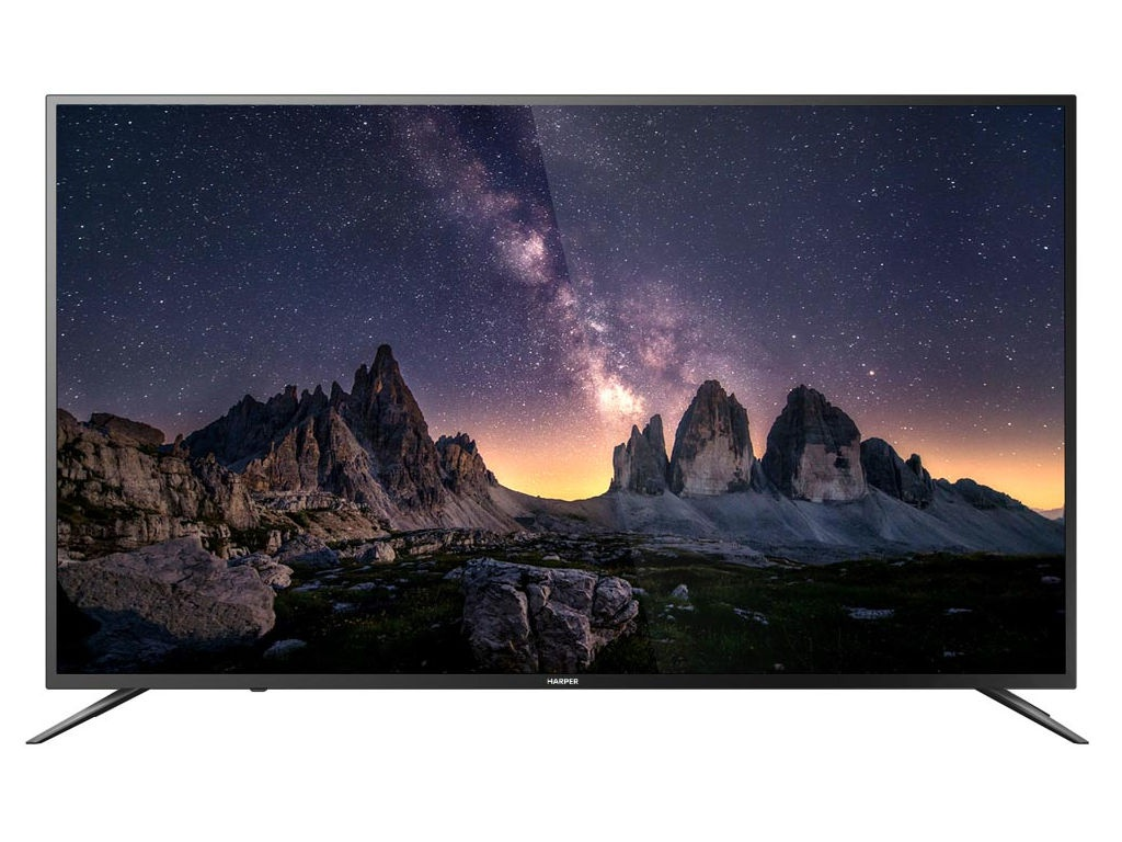 лучшая цена Телевизор Harper 65U750TS
