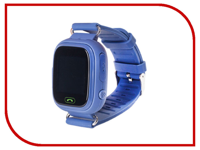 Smart Baby Watch Q80 Dark Blue wokka watch q360 dark blue